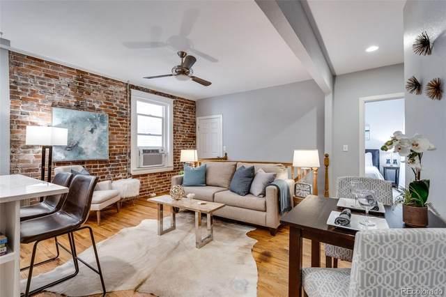 610 N Logan Street #19, Denver, CO 80203 (MLS #7677175) :: 8z Real Estate