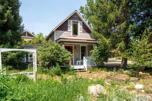 124 Hill Street, Steamboat Springs, CO 80487 (#7677223) :: Finch & Gable Real Estate Co.