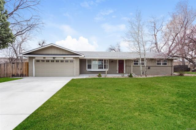 13080 W 30th Drive, Golden, CO 80401 (#7677938) :: The Heyl Group at Keller Williams