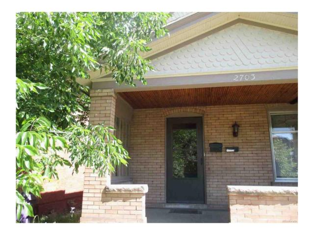 2703 W 35th Avenue, Denver, CO 80211 (MLS #7678105) :: 8z Real Estate