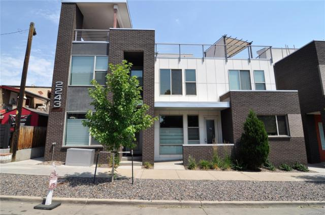 2243 W 32nd Avenue #8, Denver, CO 80211 (#7678378) :: Bring Home Denver
