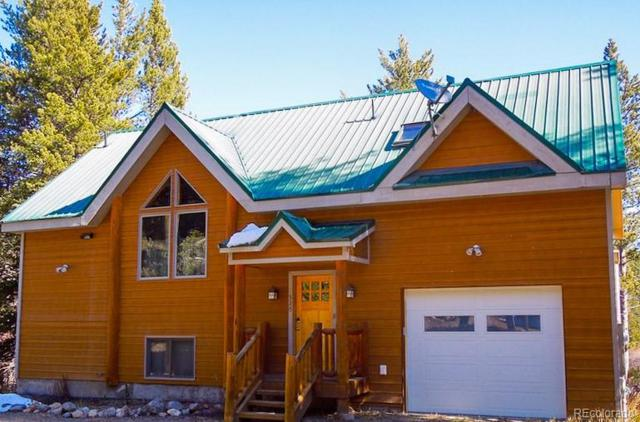 325 County Road 19, Leadville, CO 80461 (#7678501) :: House Hunters Colorado