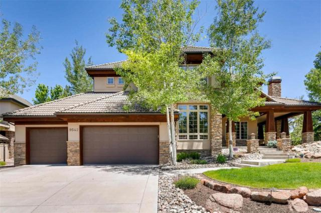 9542 E Silent Hills Place, Lone Tree, CO 80124 (#7678847) :: The Peak Properties Group