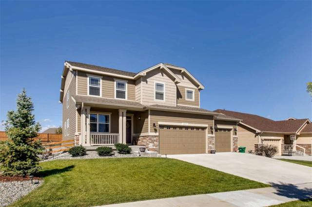 12271 Pine Post Drive, Parker, CO 80138 (#7679031) :: The Healey Group