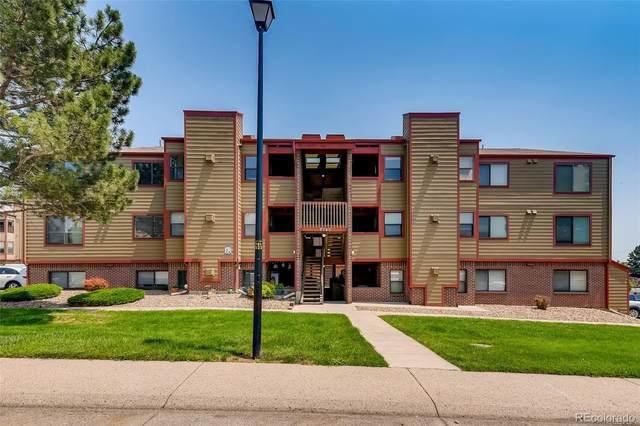 8740 Corona Street #302, Denver, CO 80229 (#7679321) :: Venterra Real Estate LLC