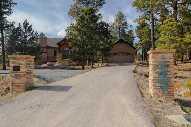 5065 Vessey Road, Colorado Springs, CO 80908 (MLS #7679671) :: Find Colorado