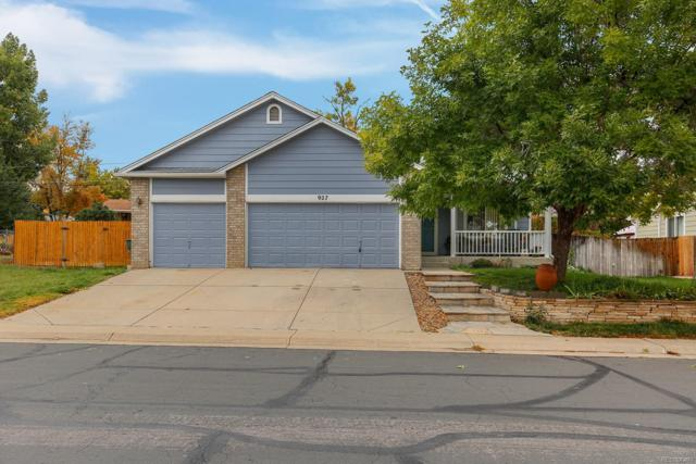 927 W 96th Place, Thornton, CO 80260 (#7679672) :: Bring Home Denver