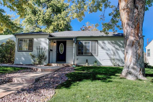 1773 Newark Street, Aurora, CO 80010 (#7680161) :: Briggs American Properties