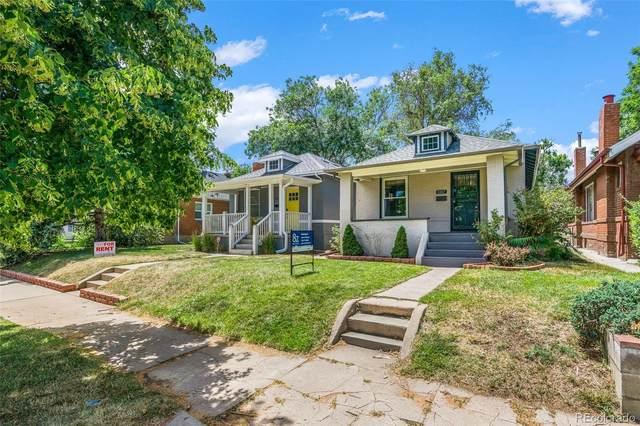 1217 S Grant Street, Denver, CO 80210 (MLS #7680650) :: Keller Williams Realty
