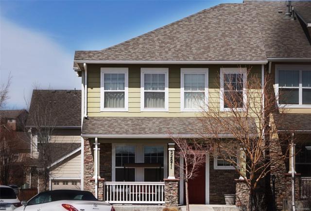 22871 E Briarwood Place, Aurora, CO 80016 (#7680670) :: The Peak Properties Group