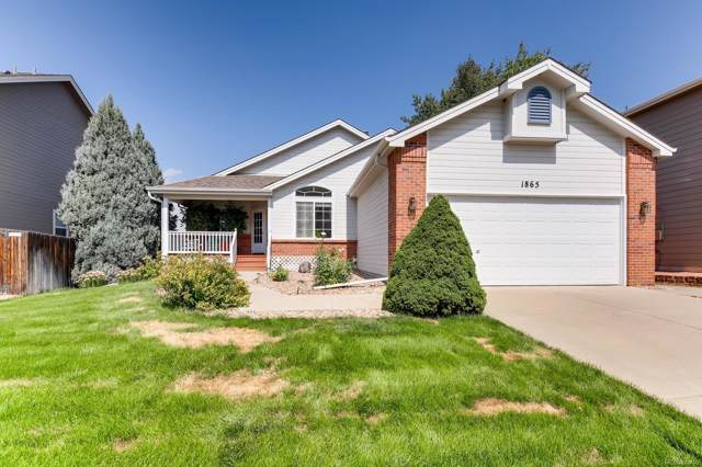 1865 E 135th Avenue, Thornton, CO 80241 (#7680958) :: The DeGrood Team