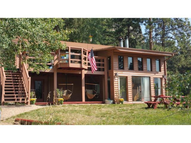 25242 Mosier Circle, Conifer, CO 80433 (#7681553) :: The Peak Properties Group