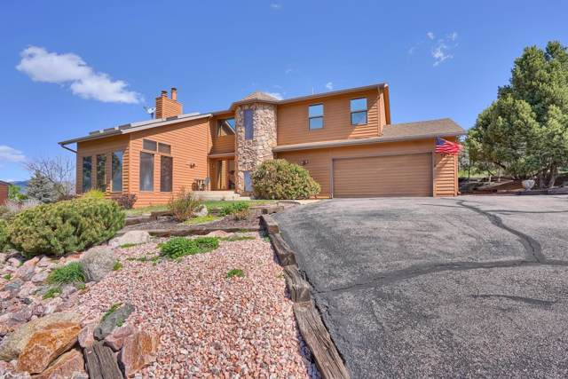 190 Desert Inn Way, Colorado Springs, CO 80921 (MLS #7681640) :: 8z Real Estate