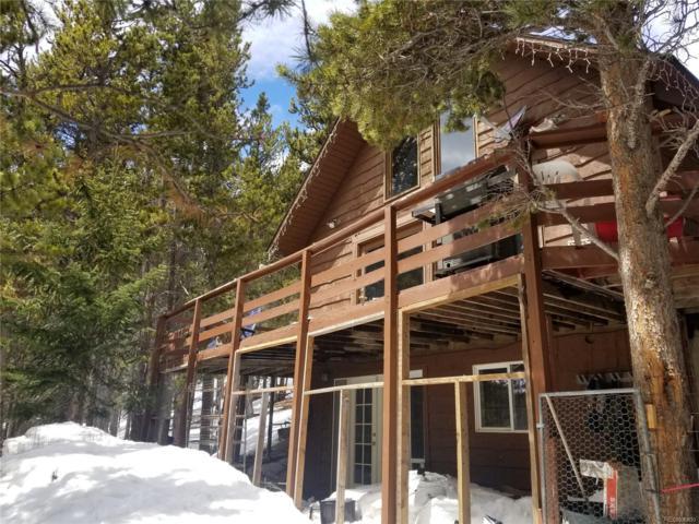 136 Nebraska Drive, Idaho Springs, CO 80452 (MLS #7682115) :: 8z Real Estate