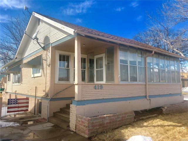 419 3rd Street, Ovid, CO 80744 (#7682188) :: The Heyl Group at Keller Williams