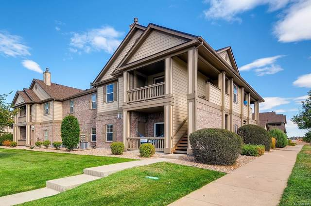 23400 E 5th Drive #101, Aurora, CO 80018 (#7682340) :: The Galo Garrido Group