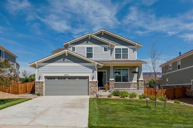 24313 E Dorado Place, Aurora, CO 80016 (MLS #7682442) :: 8z Real Estate