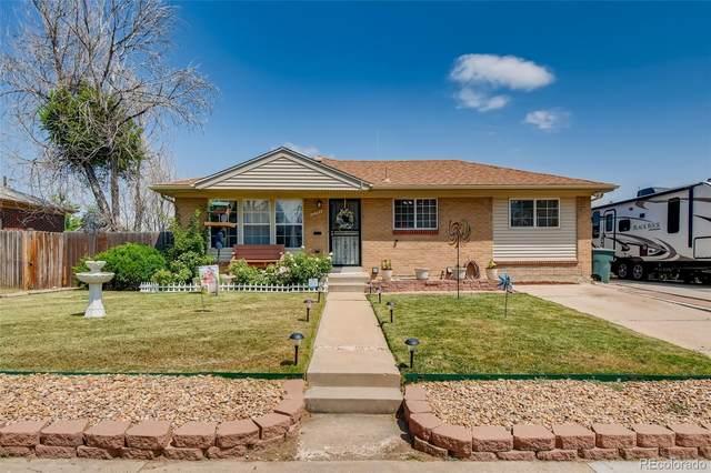 10744 Grant Drive, Northglenn, CO 80233 (#7682569) :: Finch & Gable Real Estate Co.
