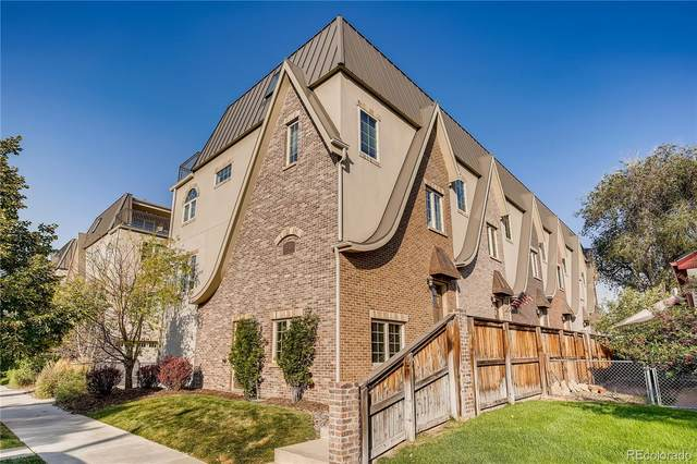948 S Pearl Street #104, Denver, CO 80209 (#7682854) :: The Gilbert Group