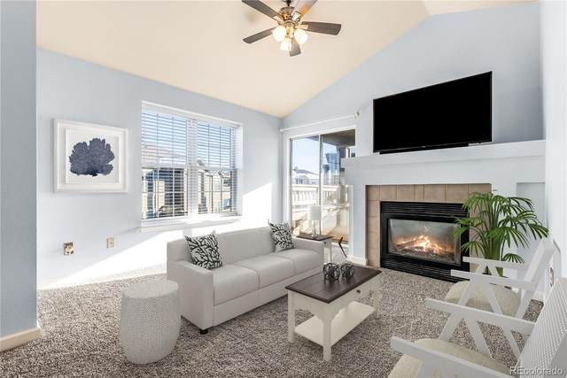 12858 Ironstone Way #301, Parker, CO 80134 (MLS #7682855) :: 8z Real Estate
