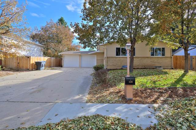 1436 Twin Sisters Drive, Longmont, CO 80504 (#7683007) :: The Dixon Group