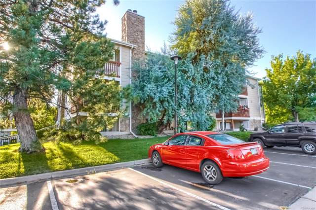7680 Depew Street #1423, Arvada, CO 80003 (#7683080) :: The Griffith Home Team