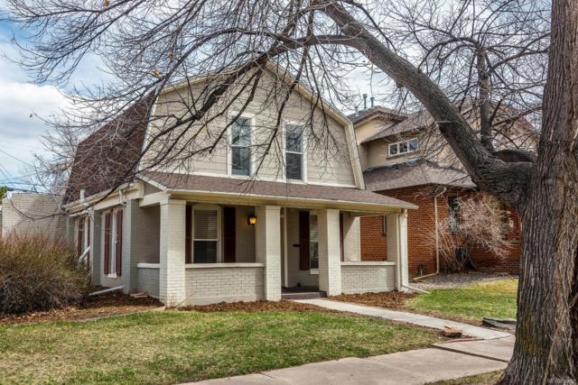 1302 S Elizabeth Street, Denver, CO 80210 (#7683253) :: The Peak Properties Group