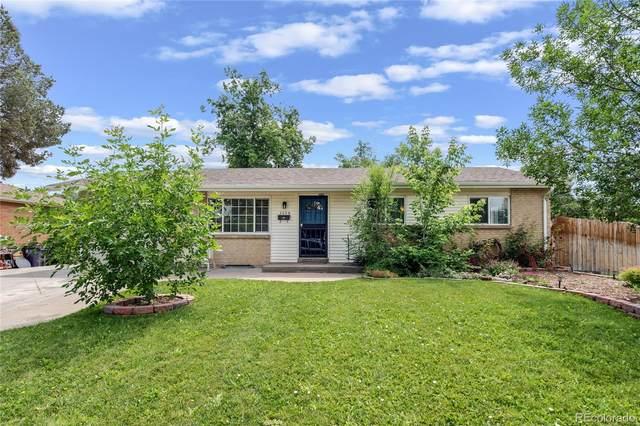 2096 S Newton Street, Denver, CO 80219 (#7683498) :: Finch & Gable Real Estate Co.