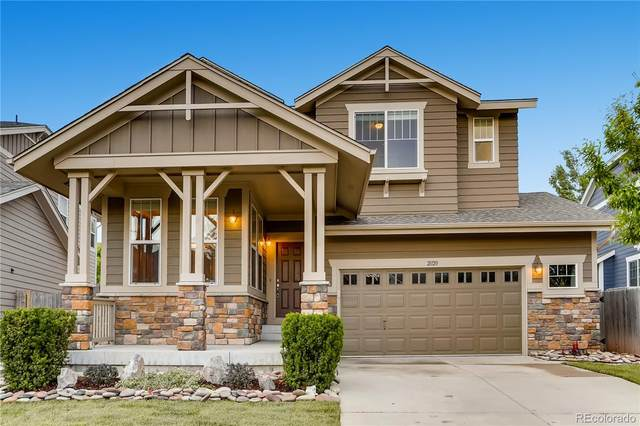 21120 E Jefferson Circle, Aurora, CO 80013 (#7683615) :: The DeGrood Team