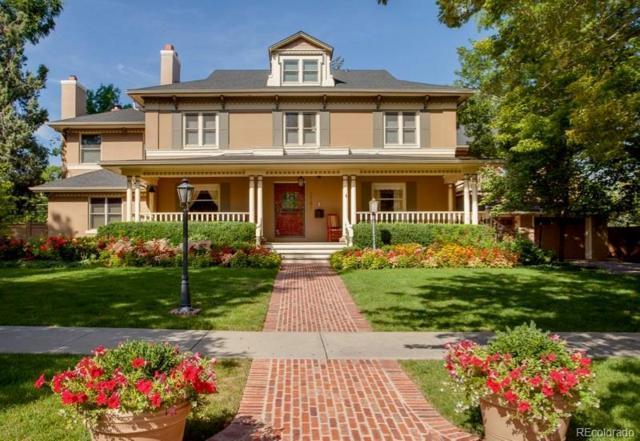 2181 S Clayton Street, Denver, CO 80210 (MLS #7683862) :: 8z Real Estate