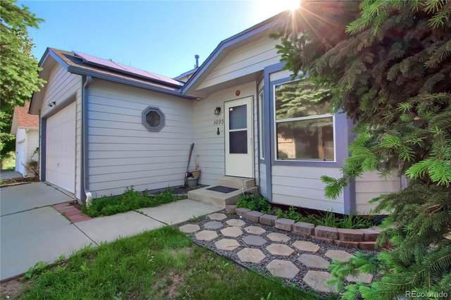 1695 Parkside Circle, Lafayette, CO 80026 (#7683880) :: Berkshire Hathaway HomeServices Innovative Real Estate