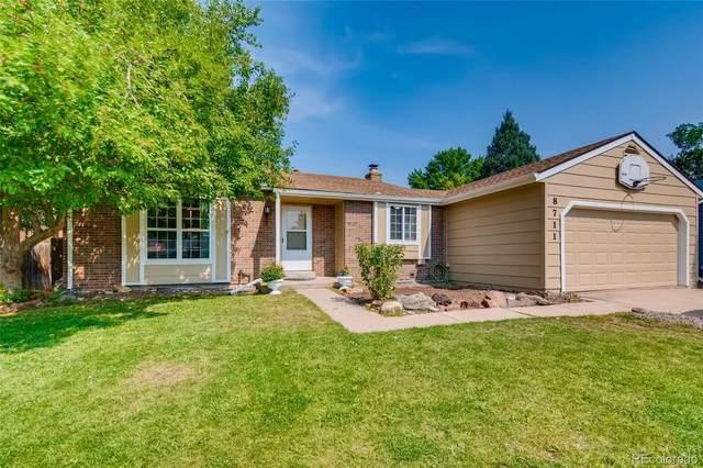 8711 W Hinsdale Place, Littleton, CO 80128 (MLS #7684000) :: Find Colorado