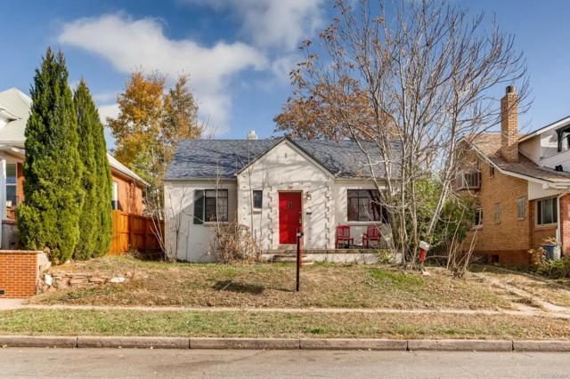 280 S Franklin Street, Denver, CO 80209 (#7684042) :: My Home Team