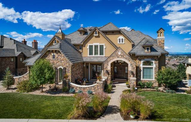 10841 Backcountry Drive, Highlands Ranch, CO 80126 (#7684213) :: The Brokerage Group