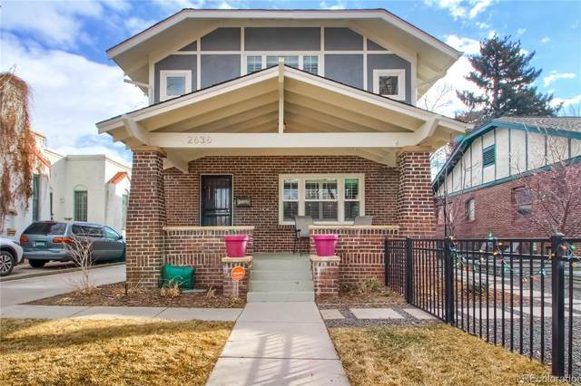 2636 Bellaire Street, Denver, CO 80207 (#7684410) :: The Griffith Home Team