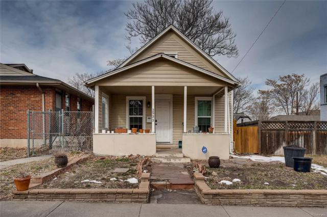 2933 N Lafayette Street, Denver, CO 80205 (MLS #7684411) :: Kittle Real Estate