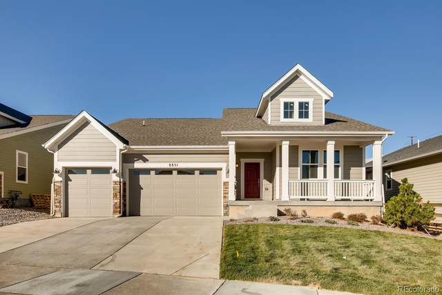 5663 Gore Creek Place, Brighton, CO 80601 (#7684680) :: The Griffith Home Team