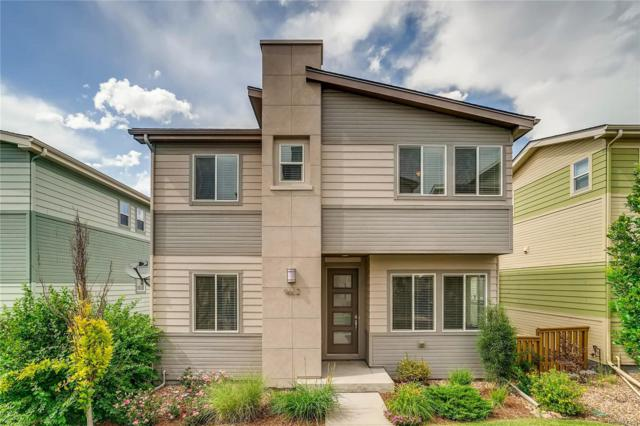 9662 Dunning Circle, Highlands Ranch, CO 80126 (MLS #7685046) :: 8z Real Estate