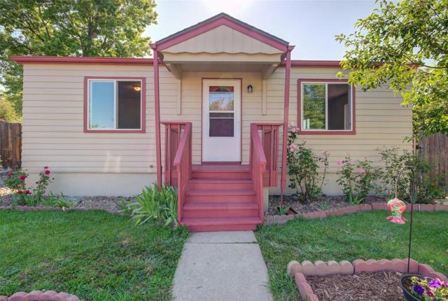 1460 S Bryant Street, Denver, CO 80219 (#7685320) :: Mile High Luxury Real Estate
