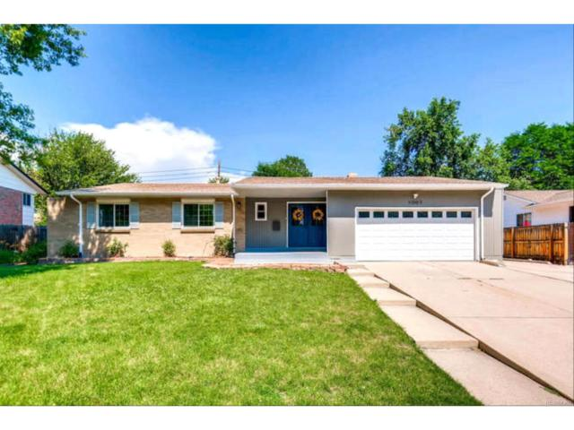 1005 S Jellison Street, Lakewood, CO 80226 (MLS #7686310) :: 8z Real Estate
