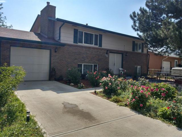 870 Ouray Street, Aurora, CO 80011 (#7686357) :: The City and Mountains Group