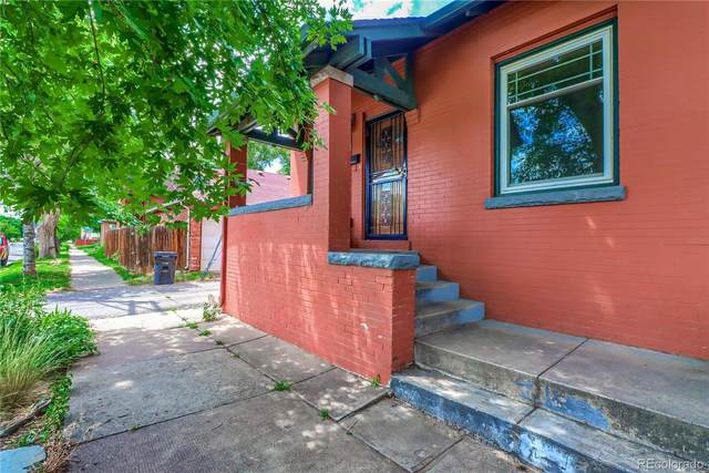 1551 E 28th Avenue, Denver, CO 80205 (#7686484) :: The Heyl Group at Keller Williams