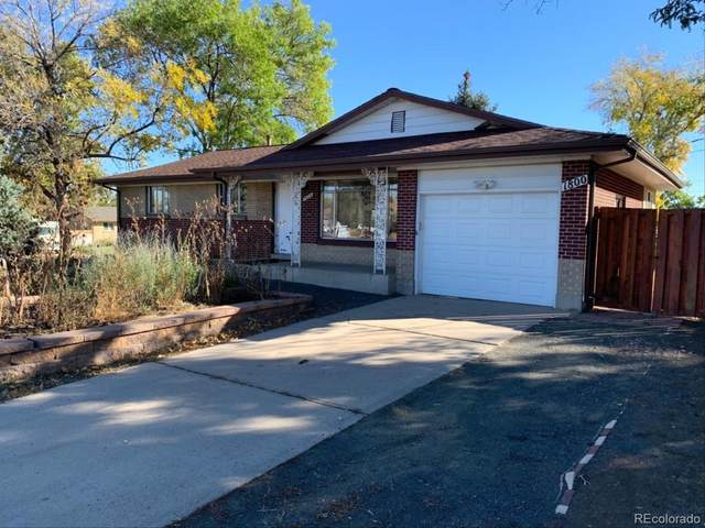 1800 S Wadsworth Boulevard, Lakewood, CO 80232 (#7686614) :: Finch & Gable Real Estate Co.