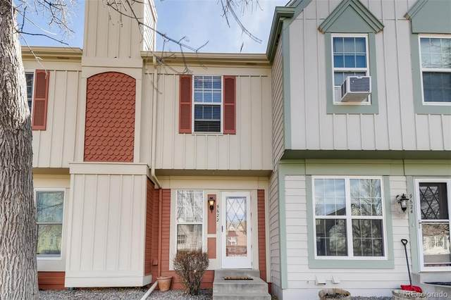 9622 W Cornell Place, Lakewood, CO 80227 (#7686765) :: The DeGrood Team