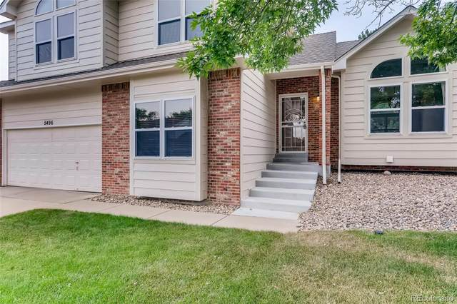 5496 S Kirk Circle, Centennial, CO 80015 (MLS #7687046) :: Clare Day with Keller Williams Advantage Realty LLC