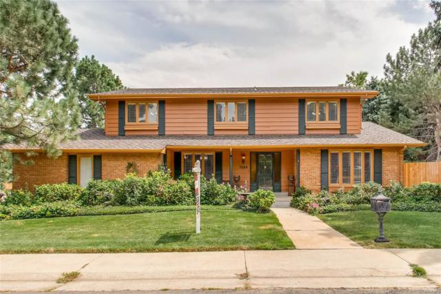 7684 E Jefferson Drive, Denver, CO 80237 (#7687079) :: The Peak Properties Group