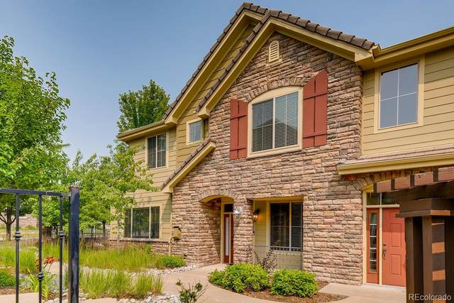 10103 Bluffmont Lane, Lone Tree, CO 80124 (#7687154) :: Compass Colorado Realty