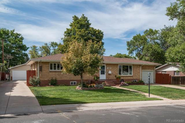 5663 S Huron Street, Littleton, CO 80120 (#7687273) :: The Brokerage Group