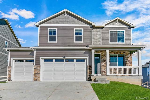 1573 Northcroft Drive, Windsor, CO 80550 (#7687403) :: The Gilbert Group