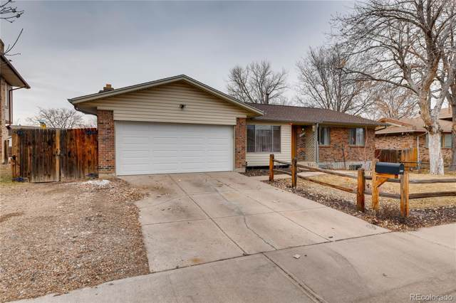 2533 S Quintero Way, Aurora, CO 80013 (#7687953) :: The Gilbert Group